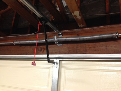Torsion Spring Garage Door Professional Repair And Service